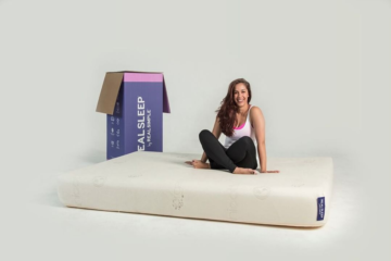 Real Simple Magazine Launches Bed-in-a-Box: Real Sleep