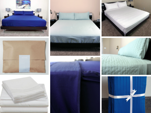 A Variety Of Bed Sheet Types Materials And Brands Featured On Sleepopolis