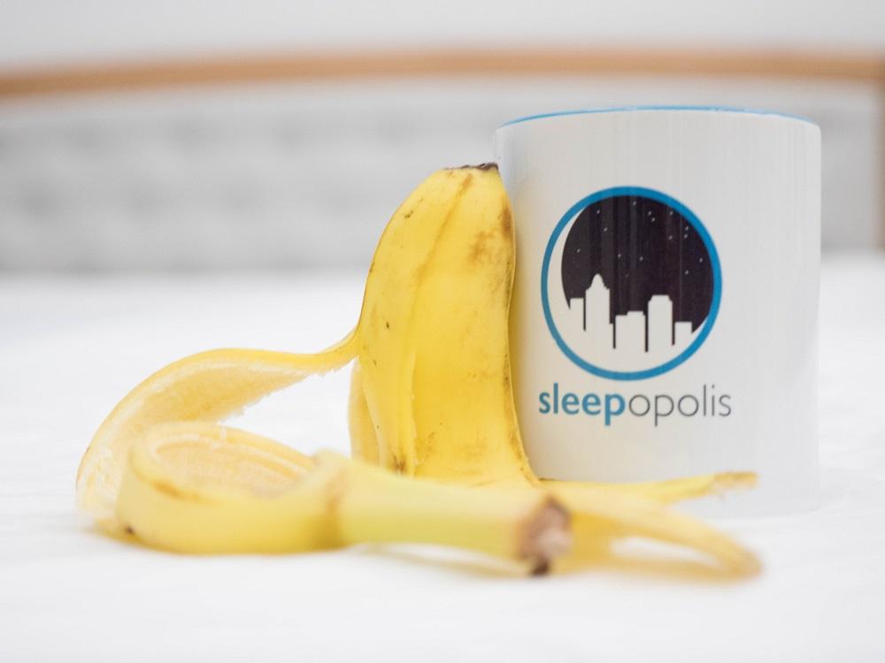 Mug and Banana