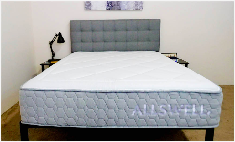 The Allswell Luxe Classic Firmer Mattress