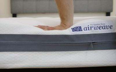 Airweaves Mattress Topper Put to the Test in a New PLOS ONE Study