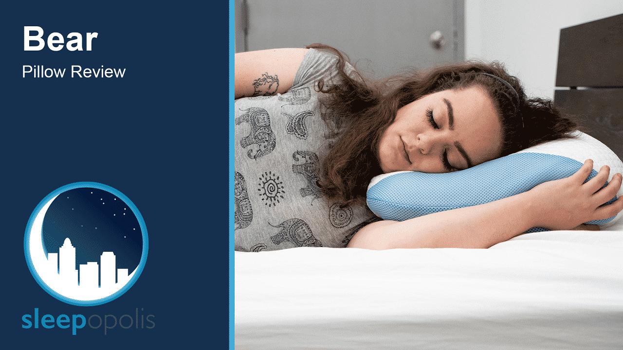 Bear Pillow Review Sleepopolis