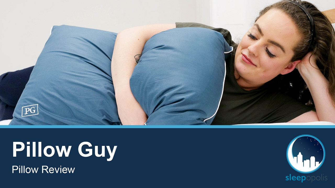 Pillow Guy Down Alternative Pillow Review Is This Fluffy