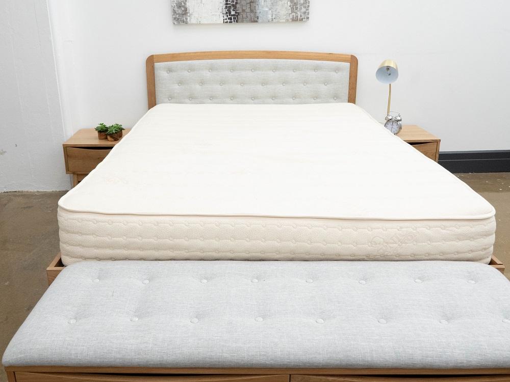 Plushbeds mattress queen size