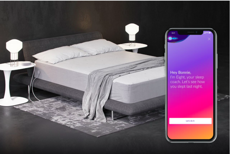 sleep coach eight tech