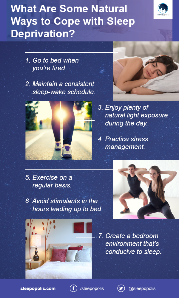 What Are Some Natural Ways to Cope with Sleep Deprivation