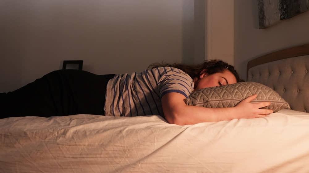 Brooklyn Bedding Latex Stomach