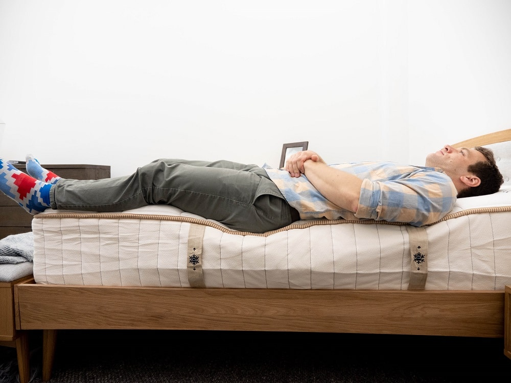 Idle-Back IDLE Sleep Latex Bed Review