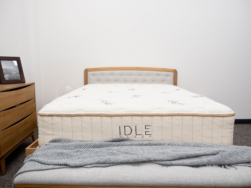 Idle-Mattress IDLE Sleep Latex Bed Review