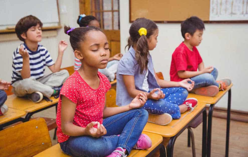 Mindfulness Children