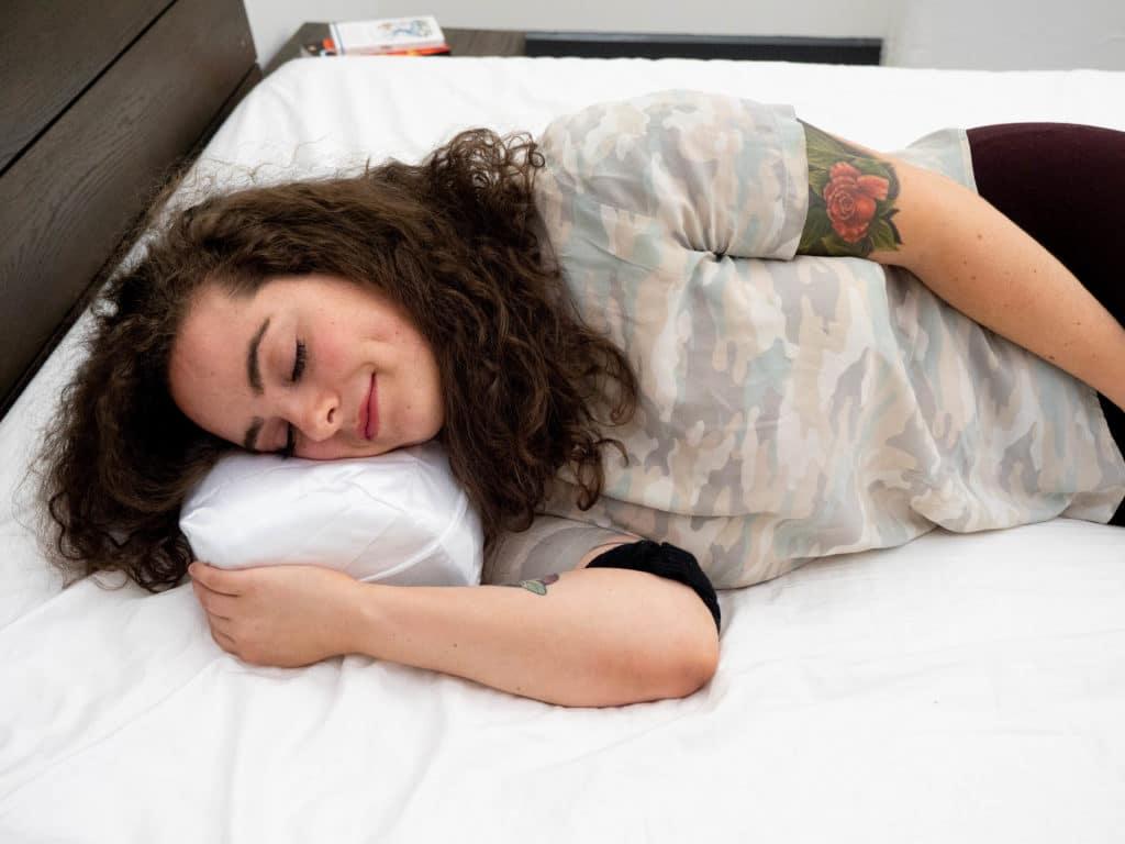 Pillow-Tek Side Above