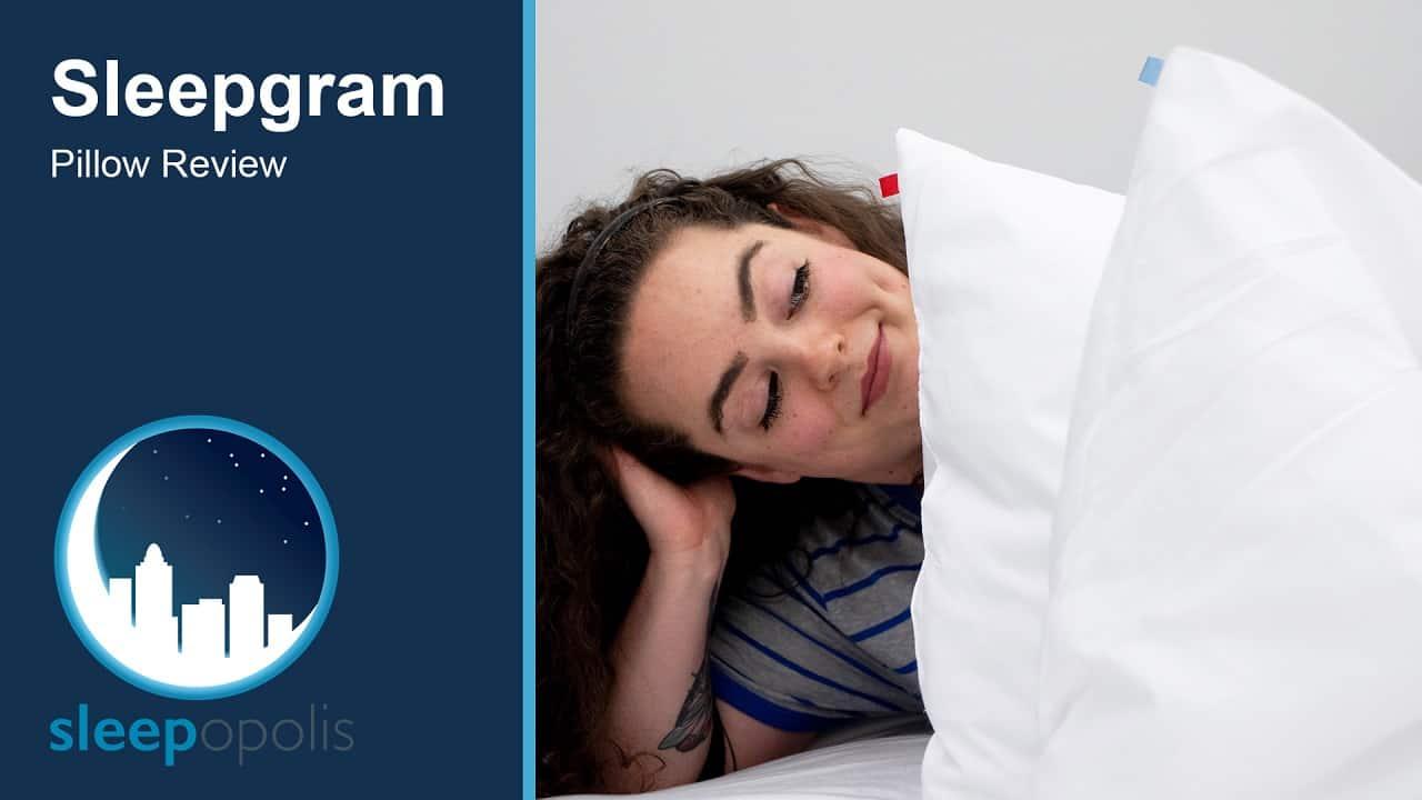 Sleepgram Pillow Review 2019 How Can One Pillow