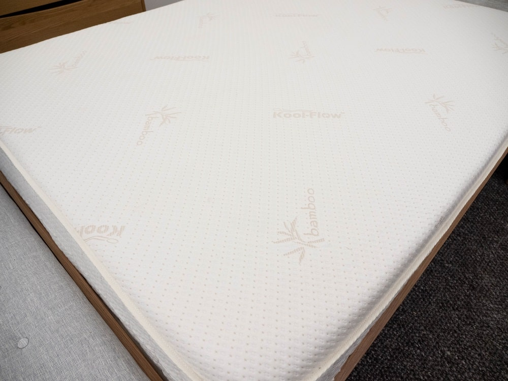 Snuggle-Pedic-Cover Snuggle-Pedic Mattress Review