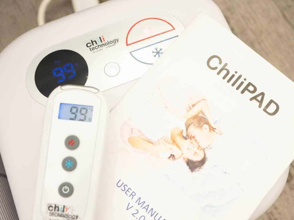 ChiliPad with Remote