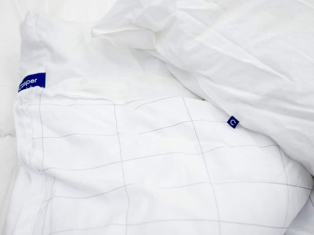 Casper Pillow parts
