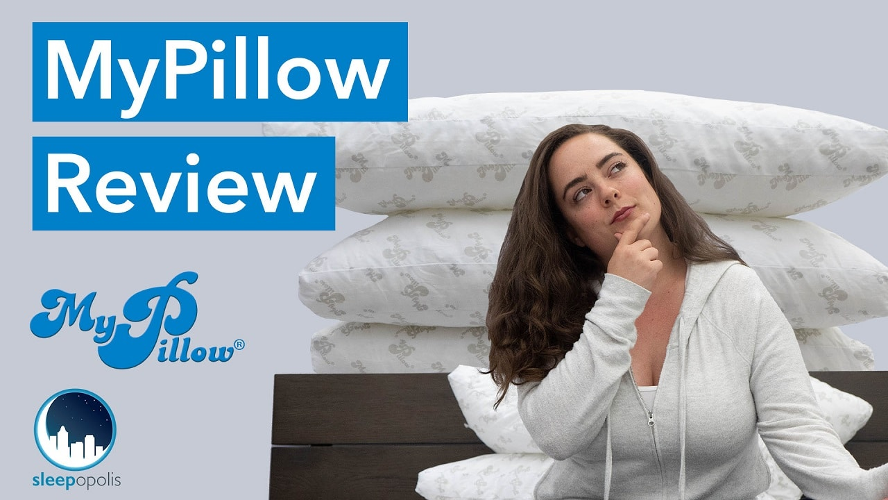 mypillow review does the comfort match all the hype. Black Bedroom Furniture Sets. Home Design Ideas
