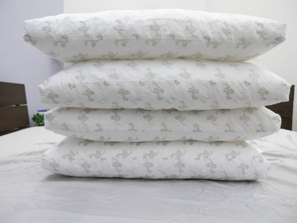 MyPillow Stack Side