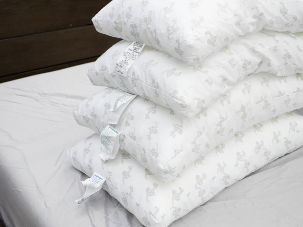 MyPillow Stack Tags Corner