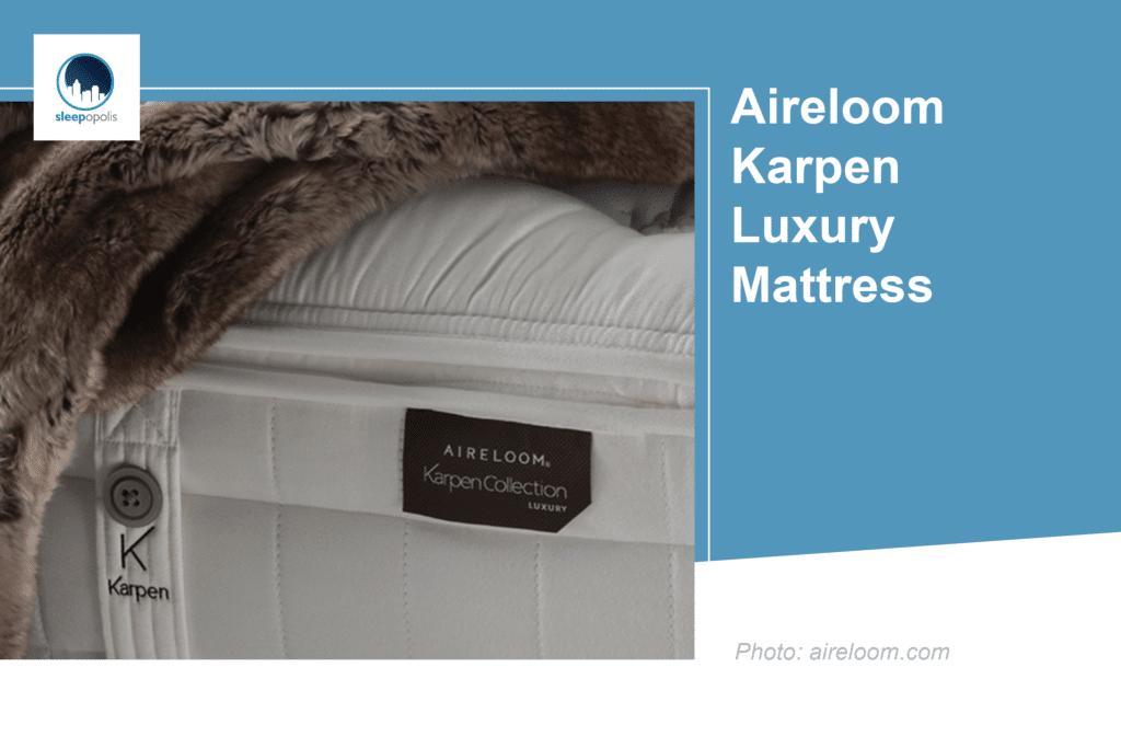Aireloom Karpen Luxury Mattress Review Sleepopolis