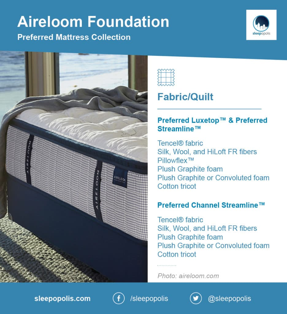 Aireloom Preferred Collection review