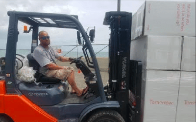 Tomorrow Sleep Donates Hundreds Of Mattresses to Puerto Rico Relief Efforts