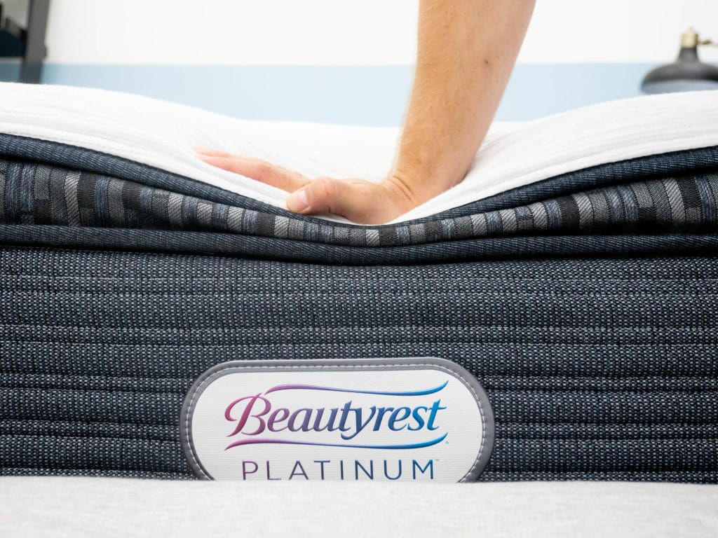 Beautyrest Platinum Glencliff Hand Press