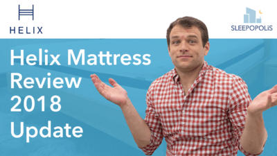 Helix Mattress Review 2018 Update Thumbnail