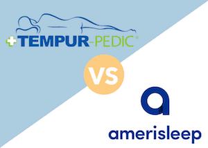 Tempurpedic vs Amerisleep