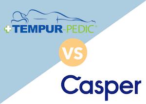 Tempurpedic vs Casper