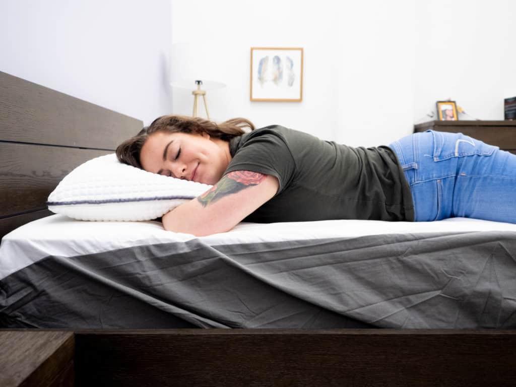 Tomorrow Pillow Stomach