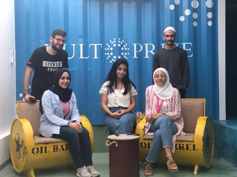 heatechs-hult Student Group Wins $250K to Build Heated Mattresses for Refugees