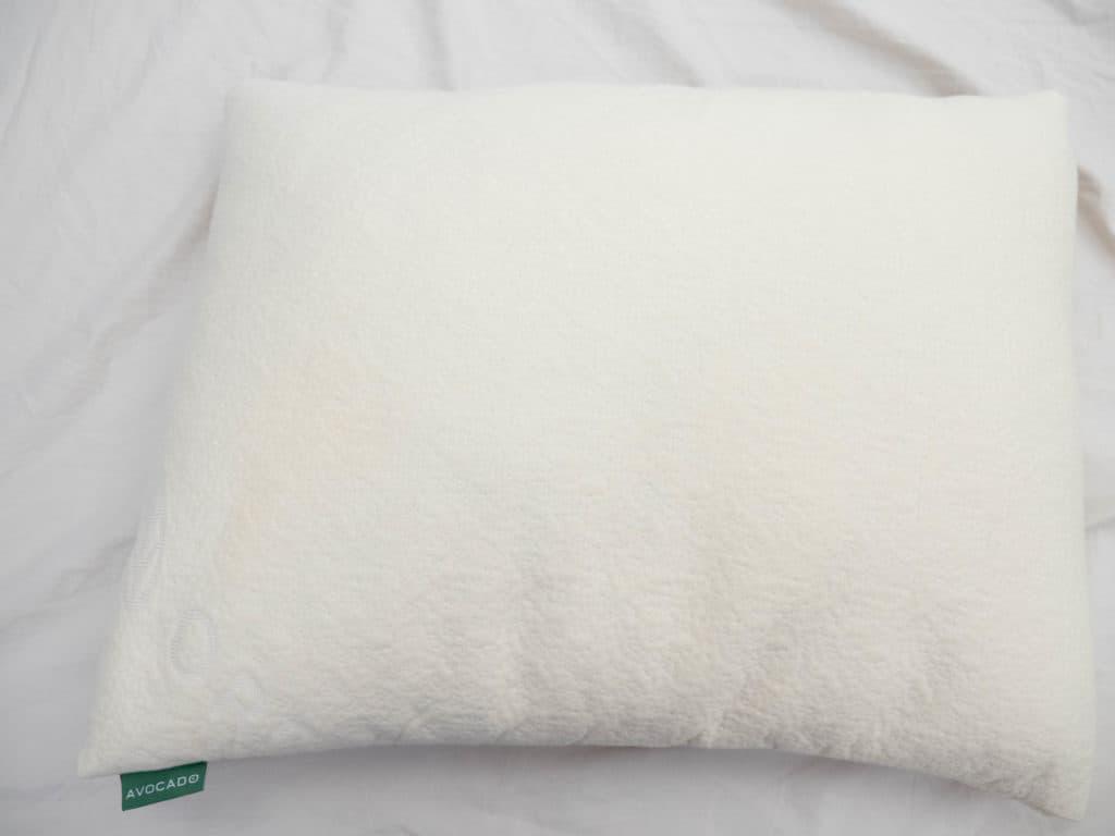 Avocado Pillow SIde Sleeper
