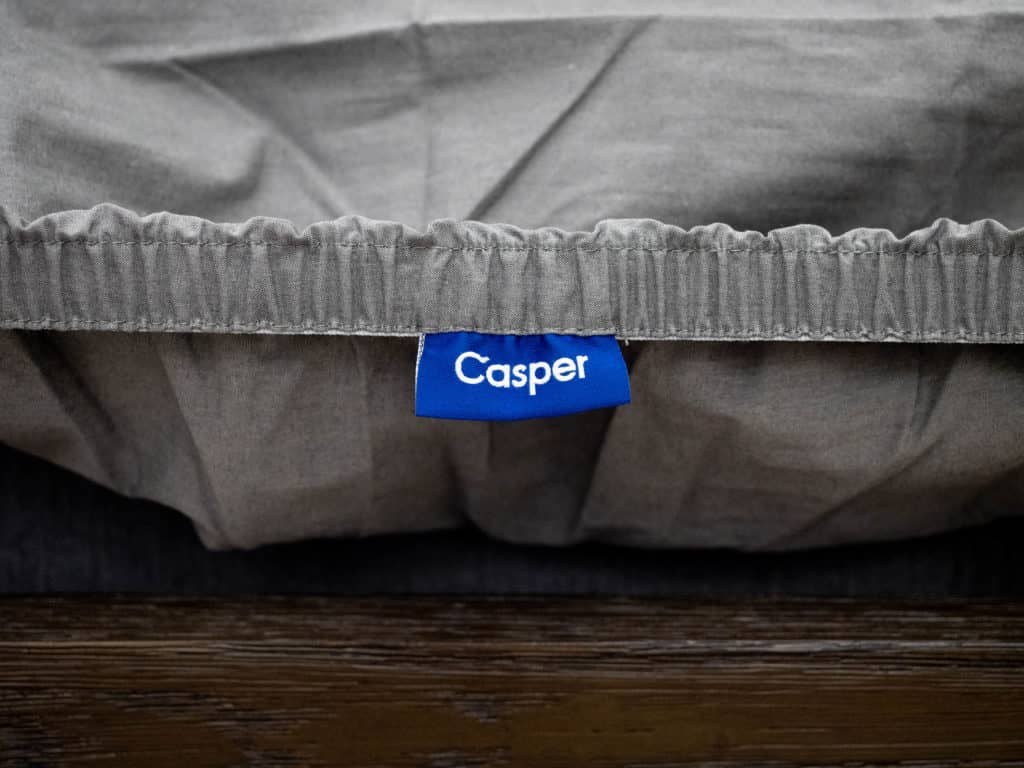 Casper Sheets Fitted