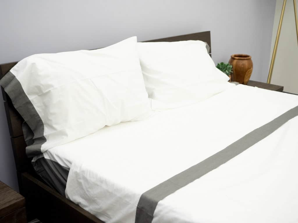 Casper Sheets Pillow Made