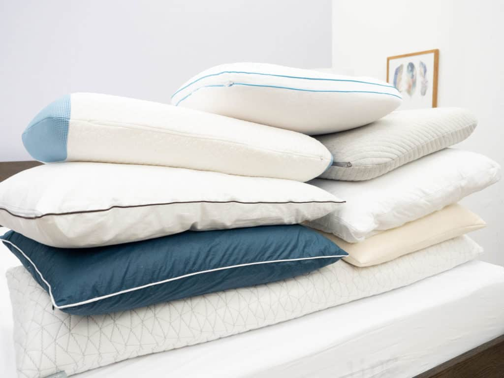 Combination Sleeper Pillows 2