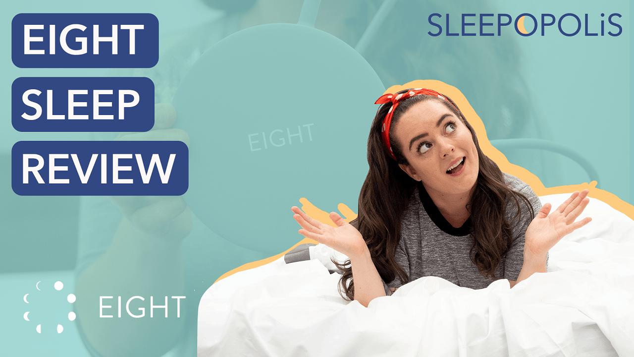 Eight Sleep Tracker Review Thumbnail