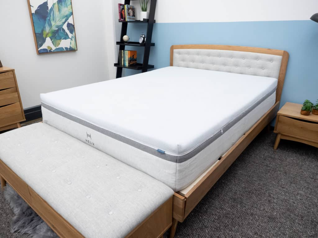 Helix Plus mattress review