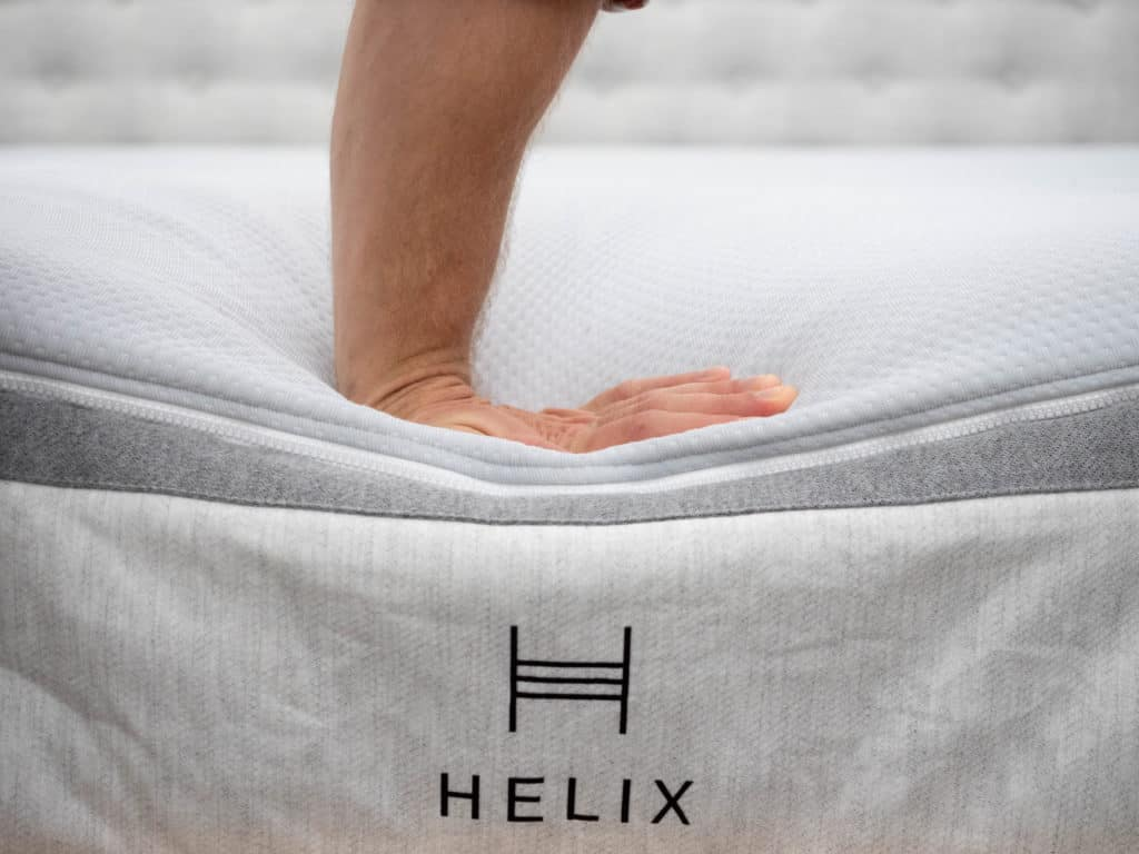 Helix Plus hand press