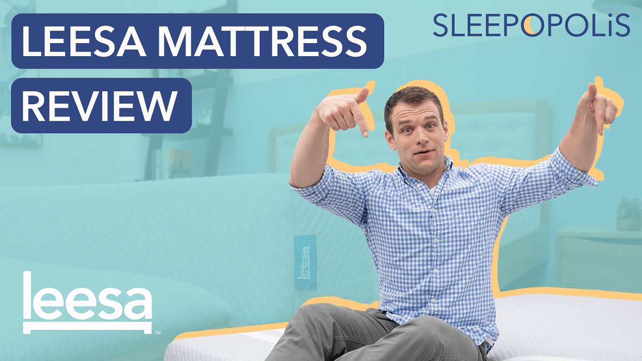 Leesa Mattress Review Taking A Look At The Updated Bed