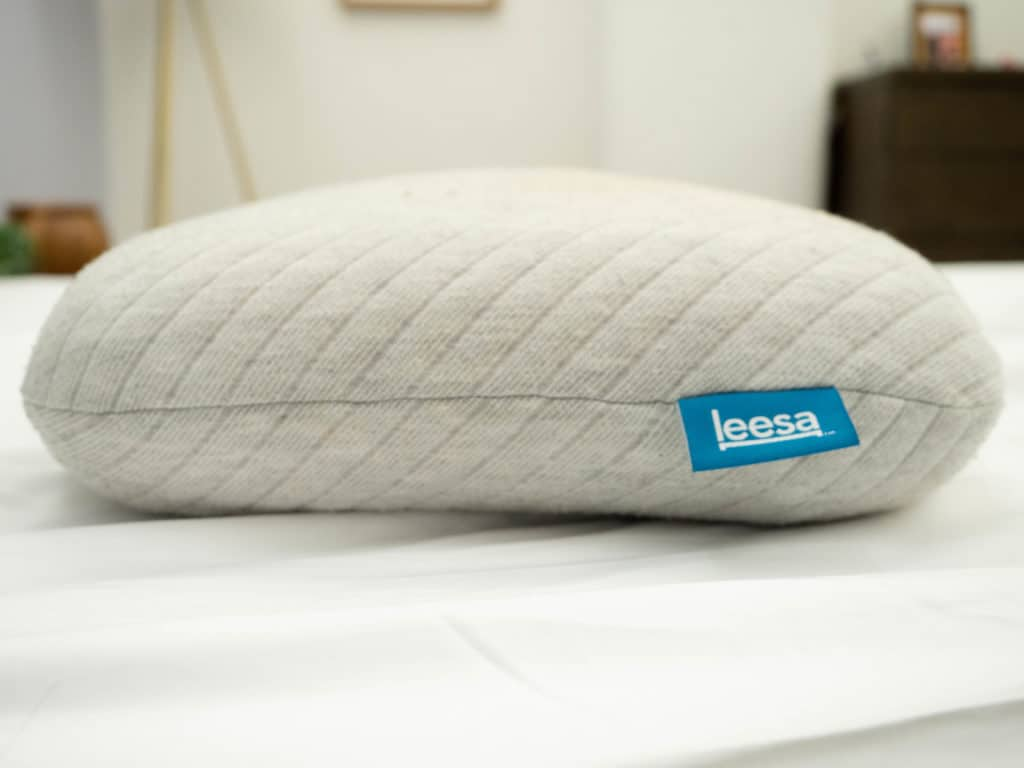 Leesa Pillow Profile