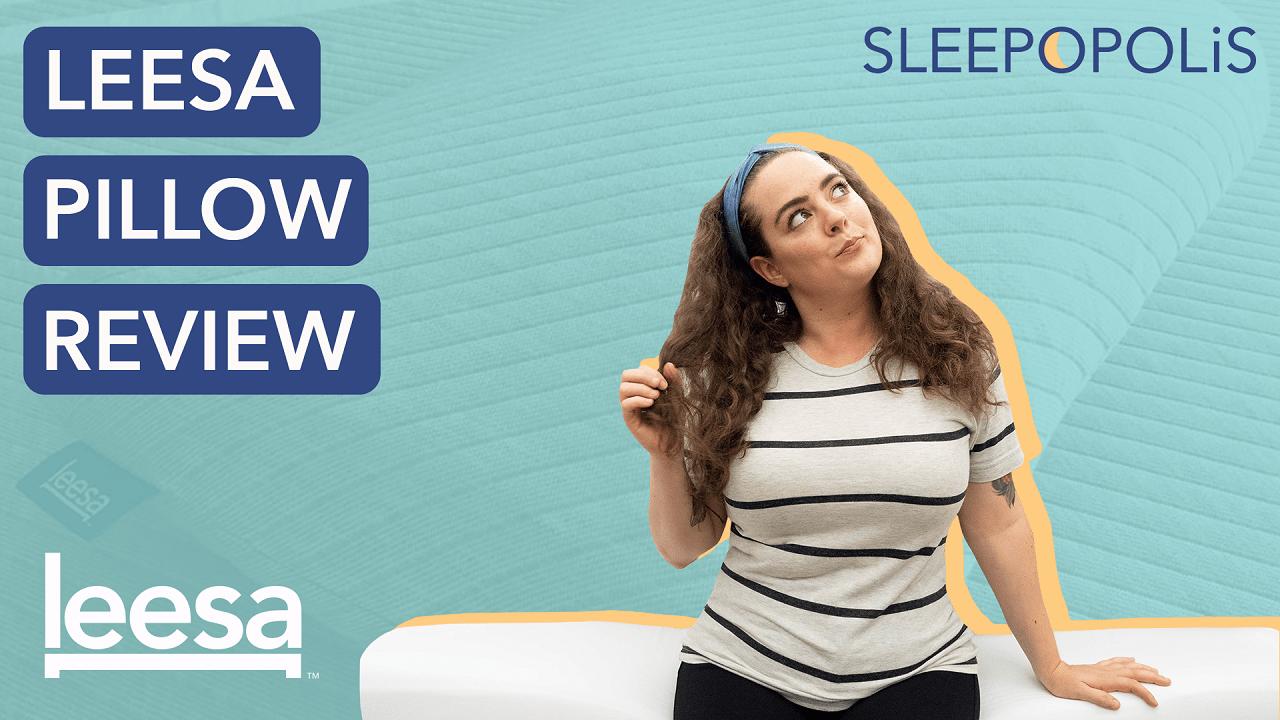 Leesa Pillow Review Sleepopolis