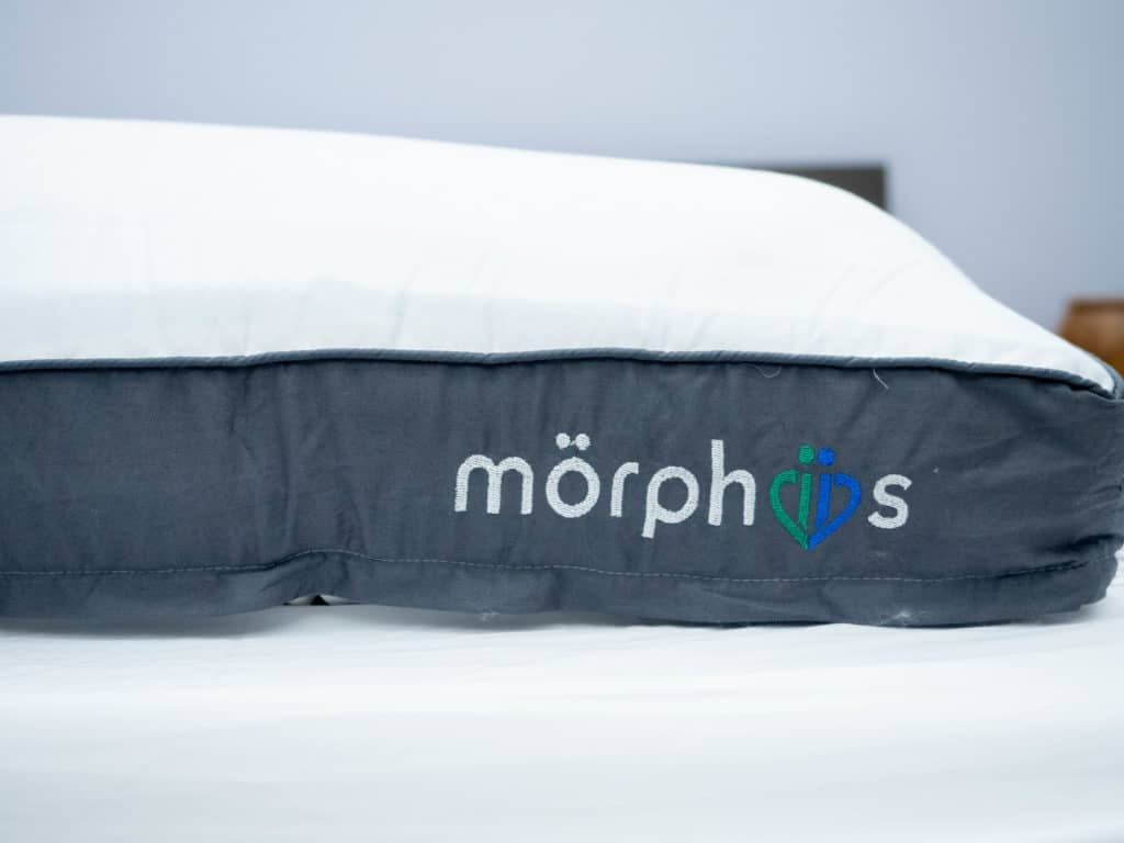 Morphiis Pillow Tag