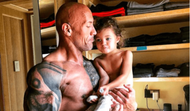 The Rock Surprises Us With Some Truly Poignant Parenting Advice