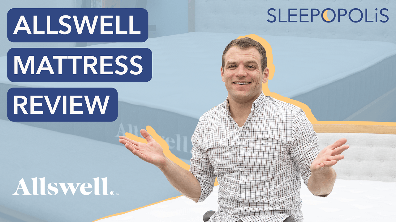 The Allswell Mattress Review Is It A Good Hybrid Bed At