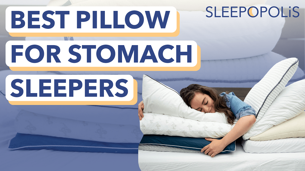 The Best Pillow For Stomach Sleepers Review List Of Our