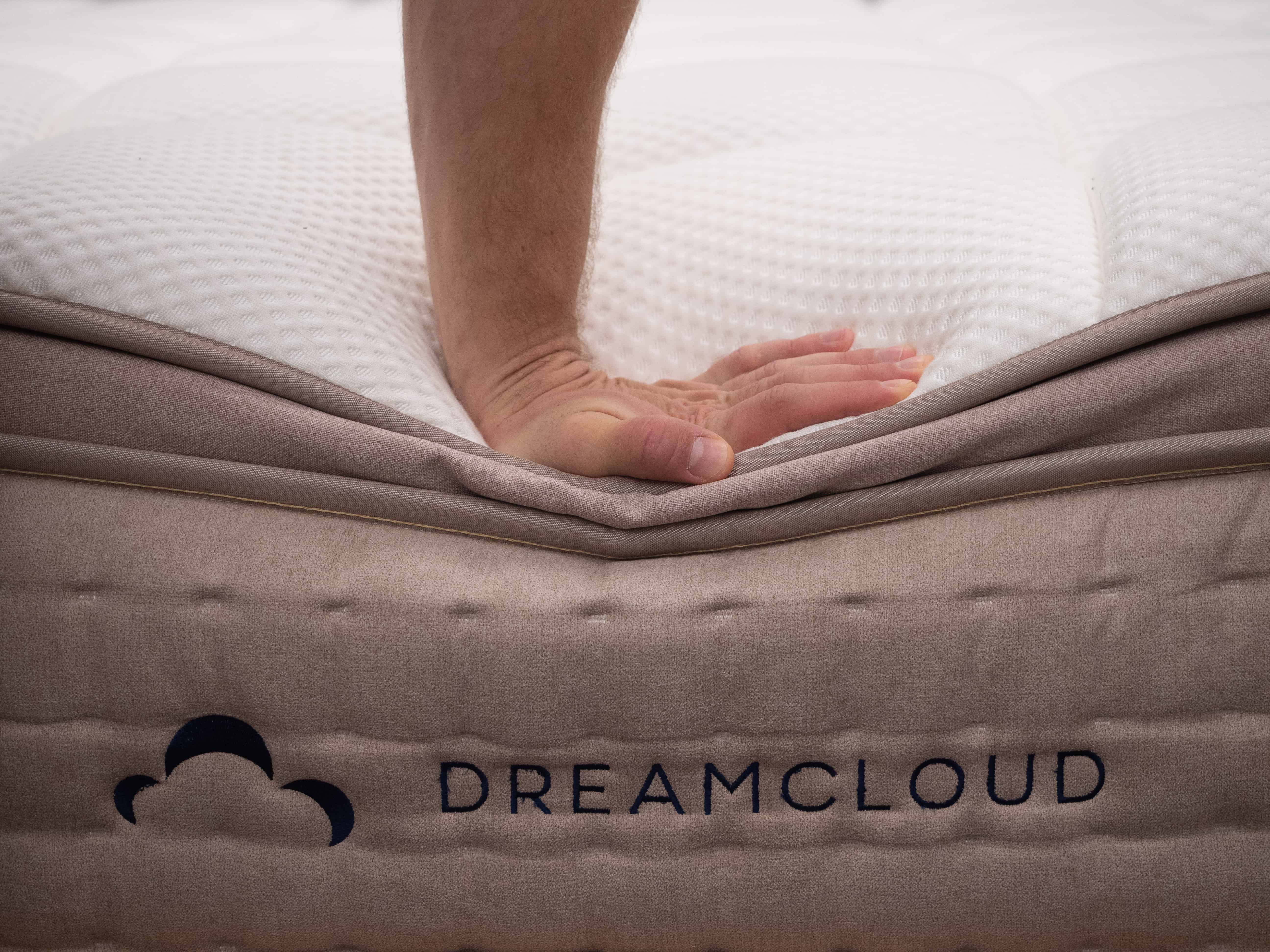 DreamCloud Hand Press