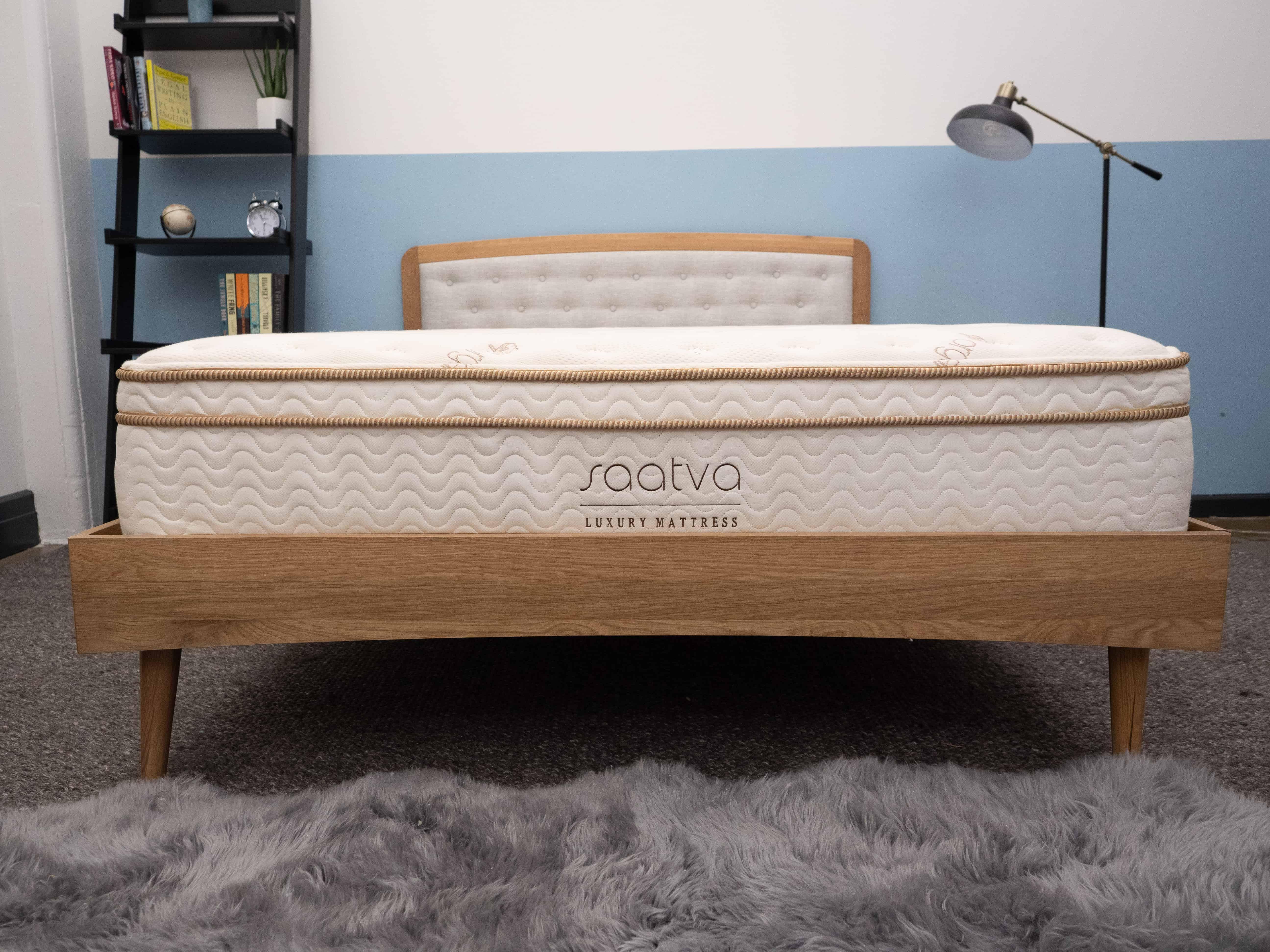 Saatva-Front Best Mattress for Side Sleepers