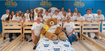 Massachusetts Organizations Join Forces to Bring Better Sleep to Kids in Need