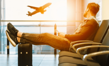 7 Tips For Catching Zzz's While Stuck at the Airport
