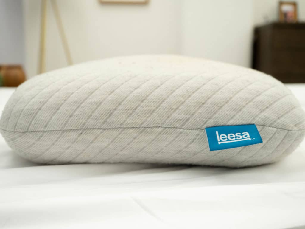 Stomach Sleeper Pillow Leesa